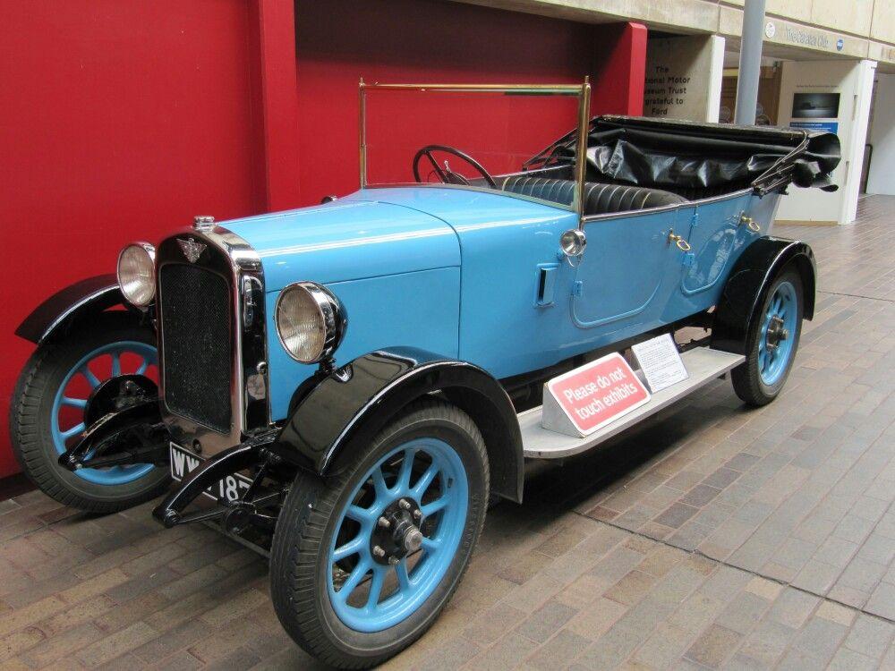 1928 Austin Clifton 12/4 at Beaulieu motor museum | British ...