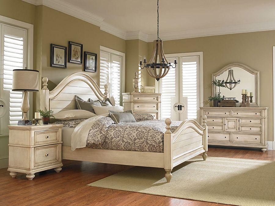 Chateau Dresser, Mirror, Queen Headboard, Footboard, U0026 Matching Rails At Rothman  Furniture