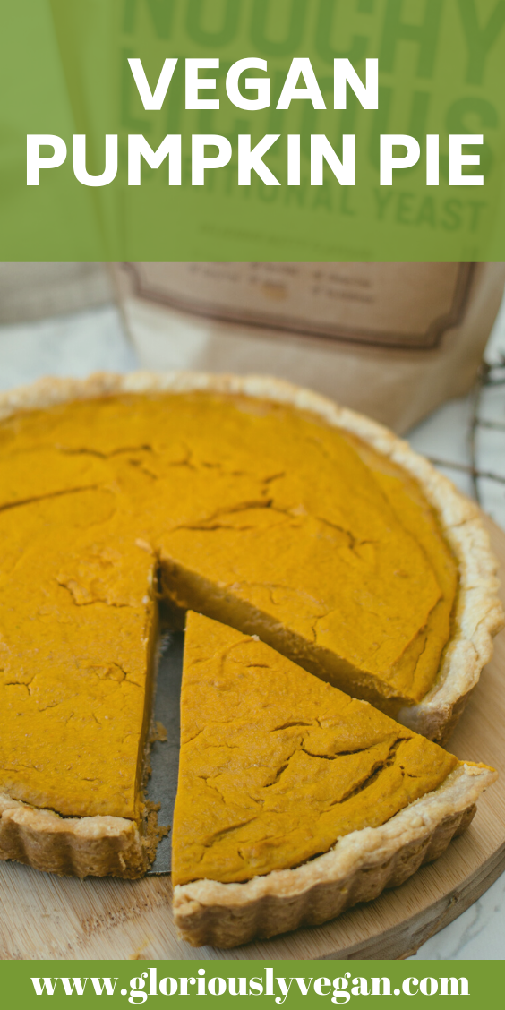 Try this Vegan  Pumpkin Pie recipe! With these easy cooking steps you will surely love this vegan re...