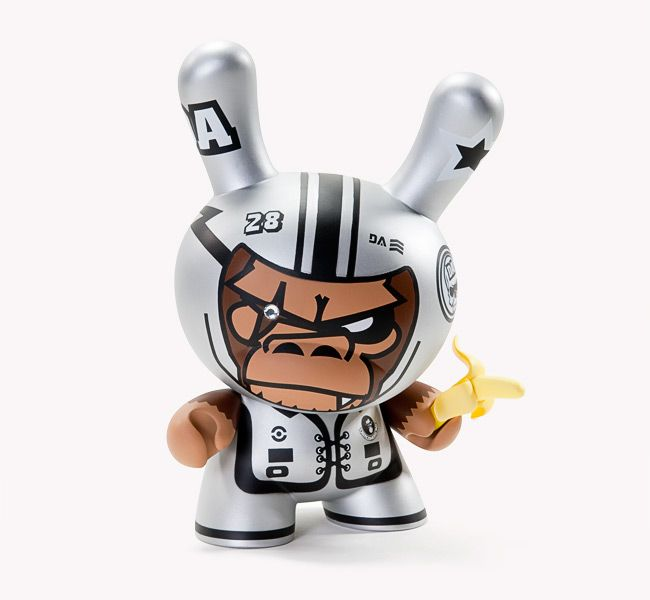 Tim Tsui 'Da Space Warrior' Dunny