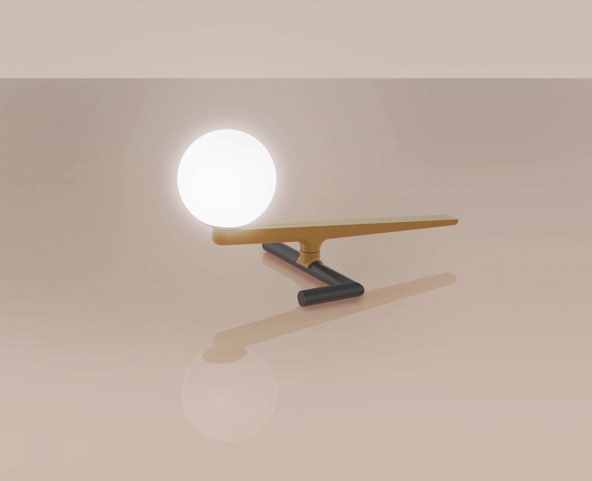 Moderne Lampen 94 : Yanzi collection by neri & hu for artemide light pinterest