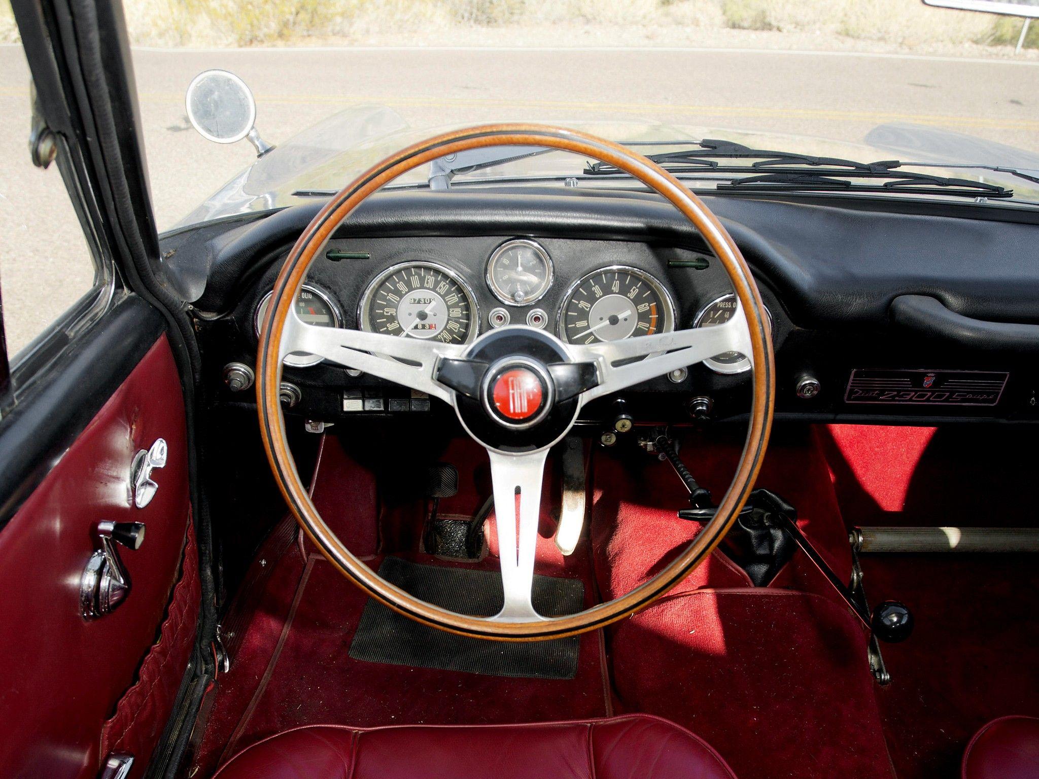 Fiat 2300 S Coupe Specs Photos 1961 1962 Les Coupes