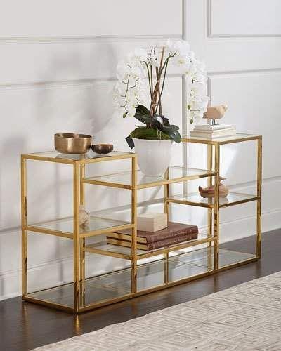 Regina Kitchen Cabinets: Regina Andrew Design Magnus Multi-Level Console Table In