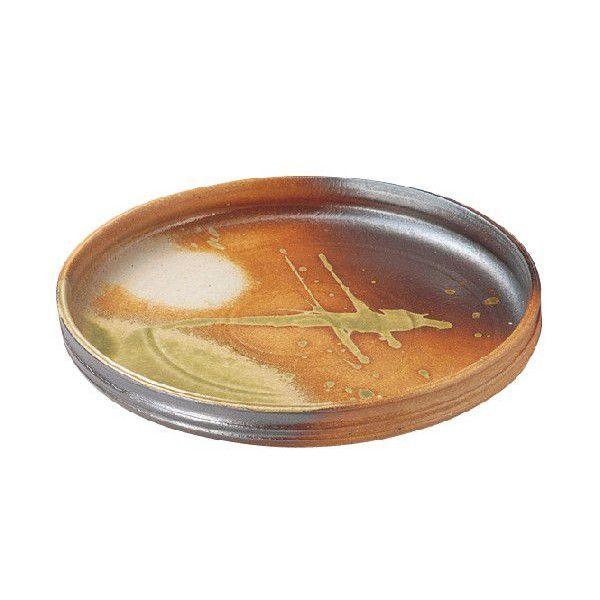 古信楽10.0深丸皿[信楽焼 陶器 信楽焼 キッチン 食器]  信楽焼の大鉢 お料理をさらに個性的に表現する大鉢です。 各種お祝い事や季節行事にもおすすめの和食器です ■サイズ:幅31cm 高さ5.5cm(約) ■日本製品 ※ひとつひとつ手づくりの品ため色合いや大きさ形が微妙に異なる場合がございます。  1250年の伝統の匠の技 素朴で美しく丁寧なデザインです。ギフト、贈り物にもおすすめです!!※本商品は出荷元(滋賀県信楽)よりの直送商品です。メーカーより直接お客様にお届けすることにより低コストを実現しました。 ※全国送料無料!ただし、沖縄・離島一部地域は追加送料がかかる場合がございます。別途見積り致します。※予想を上回る注文殺到などの理由でメーカー欠品となる場合、仕上がりまでお待ち頂くことがございます。何卒ご了承お願い致します。