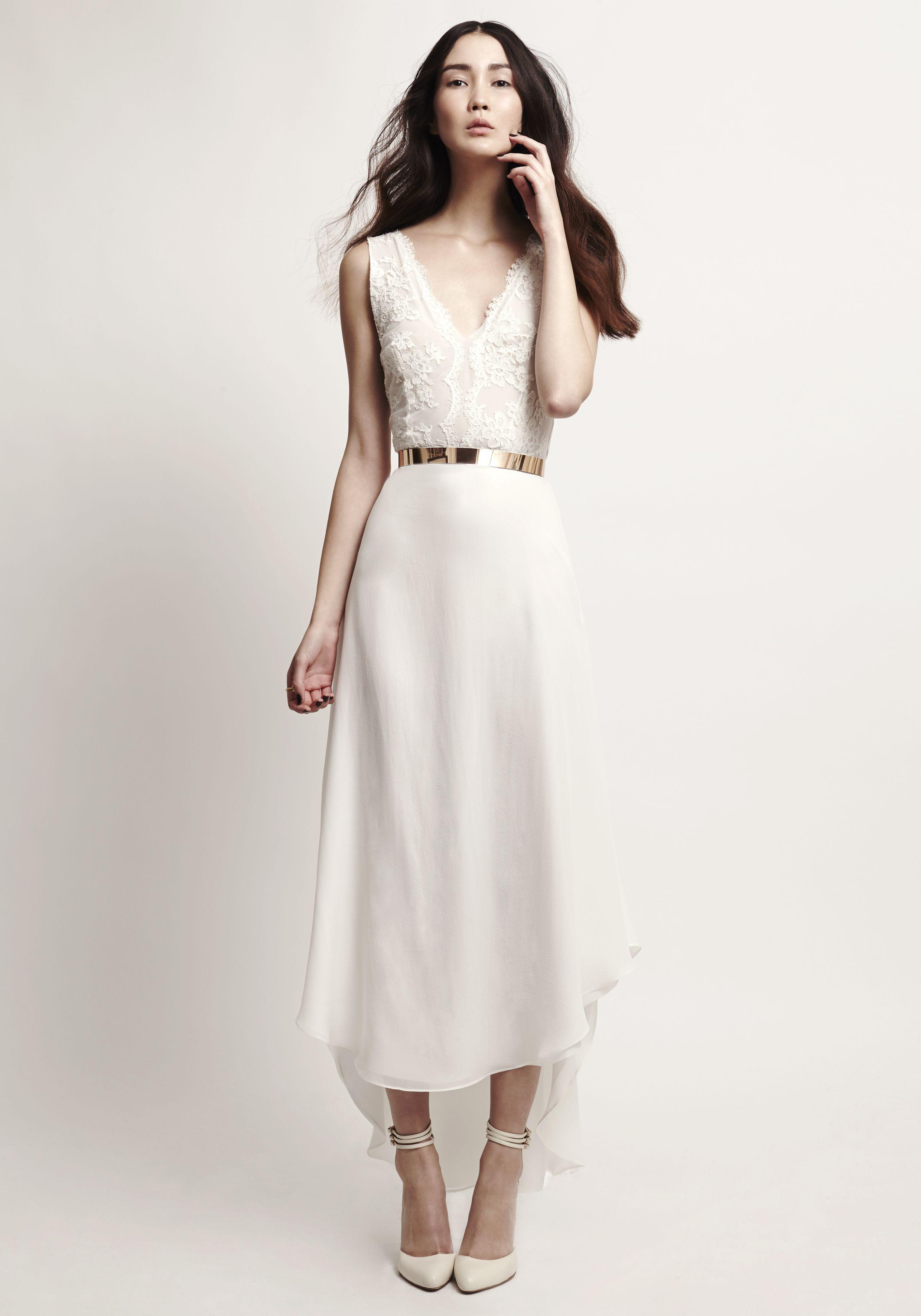 Wunderbar Vintage Kleider Für Eine Hochzeit Bilder - Brautkleider ...