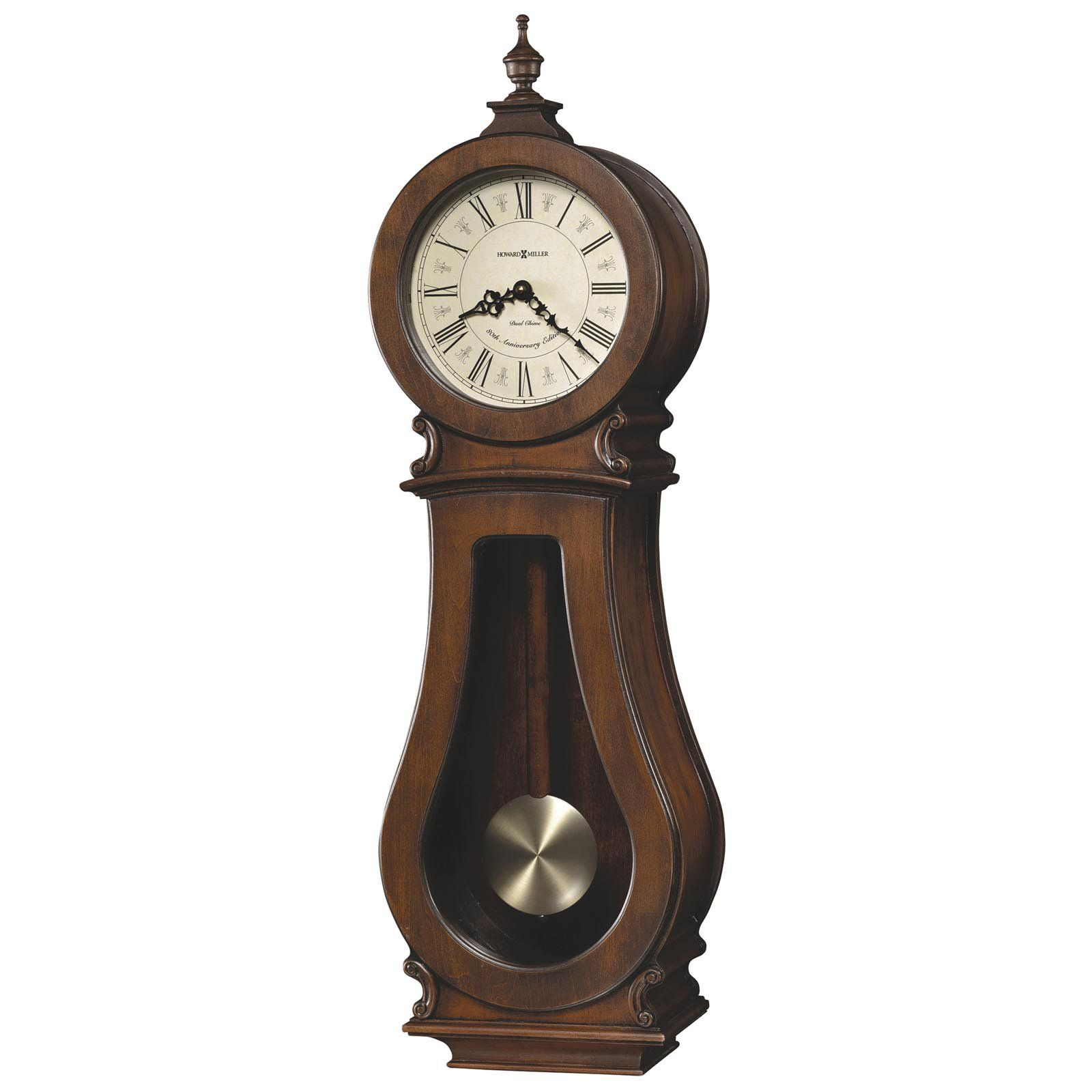 Howard Miller Arendal Wall Clock 9 Inches Wide From Hayneedle