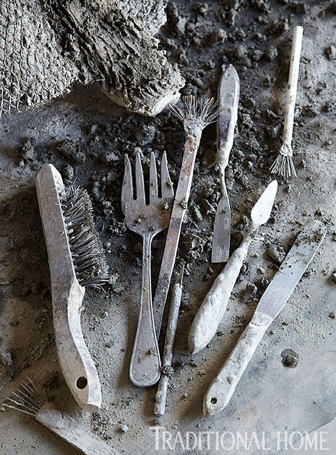 Майкл бетон как штукатурить пеноблоки внутри цементным раствором