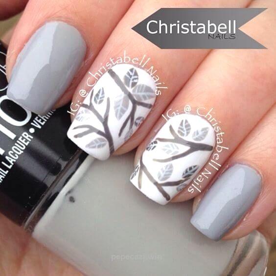 10 Cute Fall Nail Designs & Colors…   Fall 2017   Pinterest   Design ...
