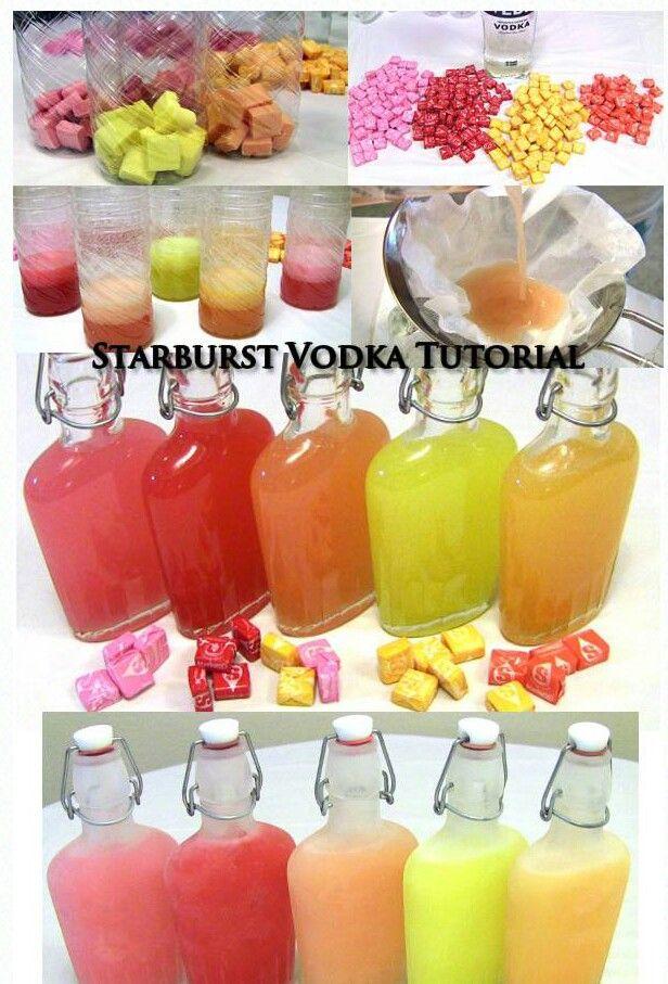 http://www.bestyummyrecipes.com/starburst-vodka-tutorial/