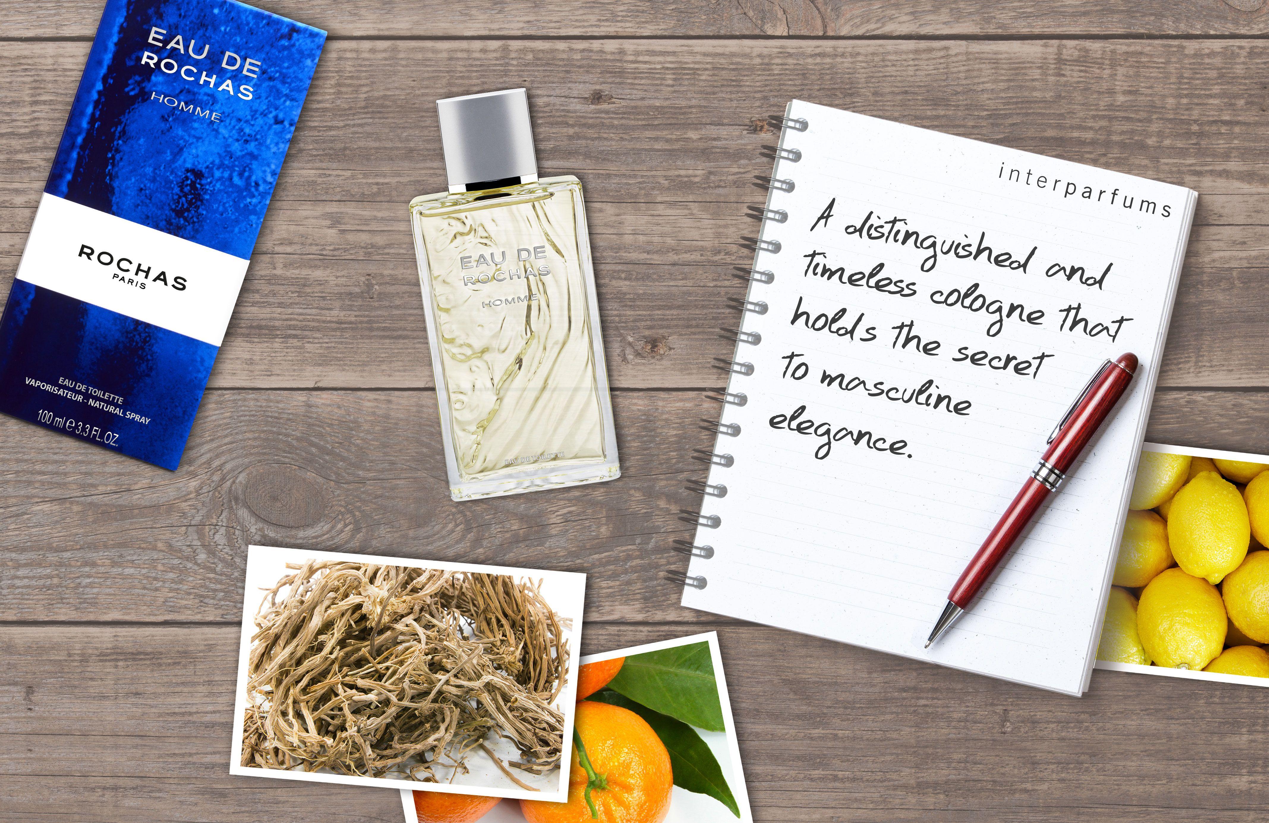 Eau de Rochas Homme, a fragrance for fathers' day #Rochas