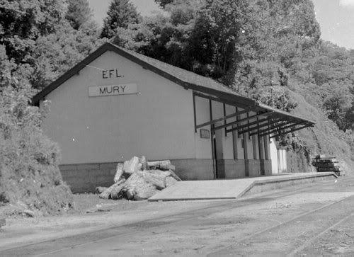 Estação de Mury/Nova Friburgo