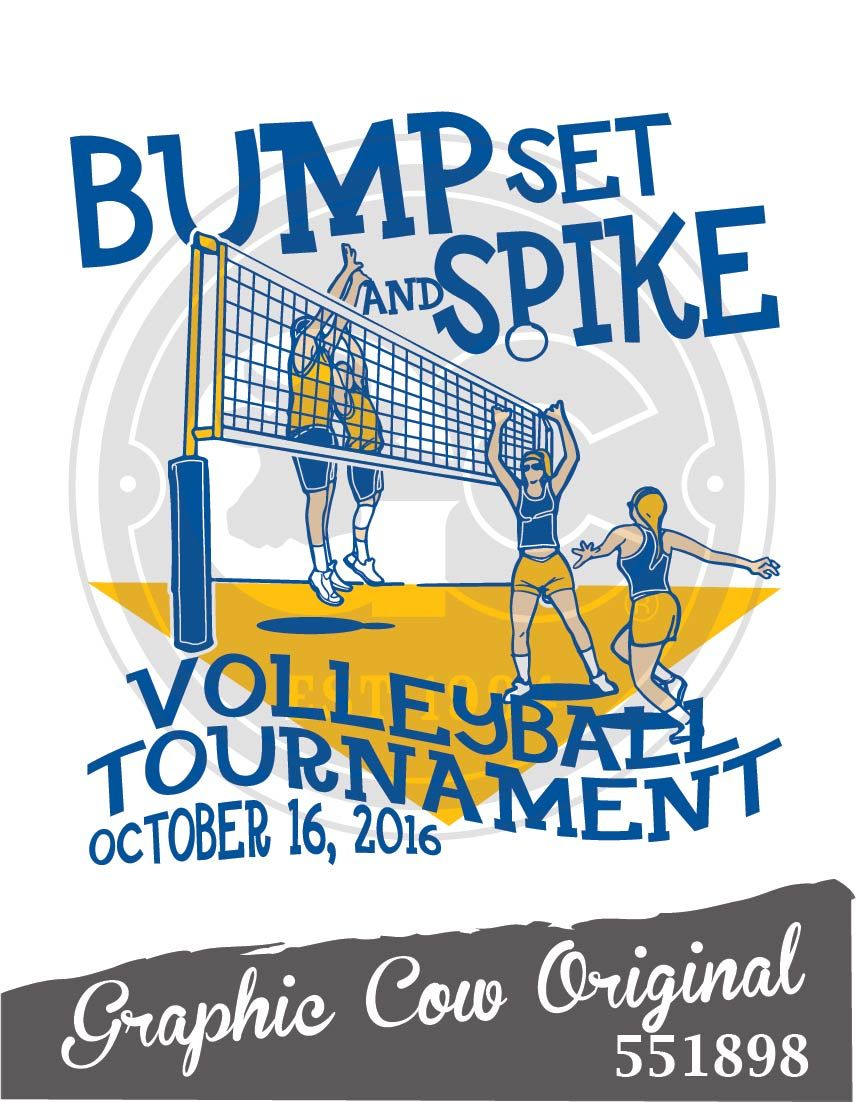 Bump Set And Spike Volleyball Tournament Sorority Tshirts Fraternity Tshirts Sorority Shirts