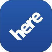 HERE - Offline navigation, maps, traffic, public transport by Nokia Apps LLC