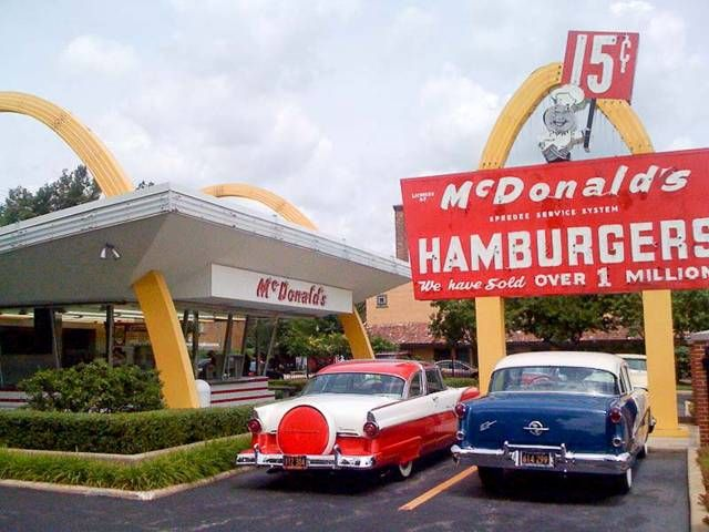 10 Arches ideas | vintage restaurant, vintage ads, old advertisements