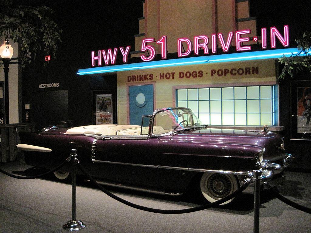 Elvis 1956 Cadillac Eldurado | Elvis Presley Vehicles | Pinterest ...