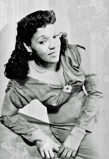 Ruby Smith (August 24, 1903 – March 24, 1977) was a classic female blues singer. She was a niece, by marriage, of the better known Bessie Smith, who discouraged Ruby from a recording career. Nevertheless, following Bessie's death in 1937, Ruby went on to record twenty-one sides between 1938 and 1947. She is also known for her recorded explicit, and candid observations, on her own and Bessie's lifestyle.