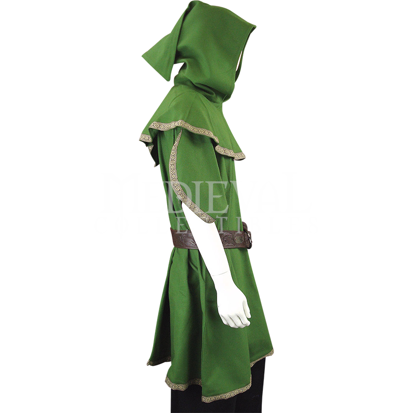 273879debc4 Archers Over Tunic with Hood - 100986 | Medieval Outfit | Medieval ...