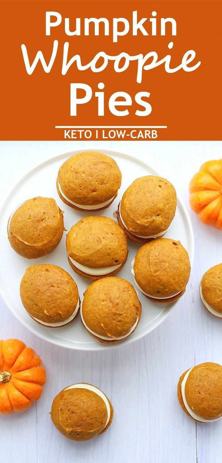 Pumpkin Whoopie Pies are an ideal fall treat for those of us who pine for pumpkin. Plus, you just c
