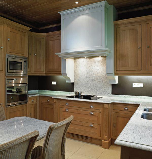 cocinas rusticas de lujo 08 muebles Pinterest Interiors
