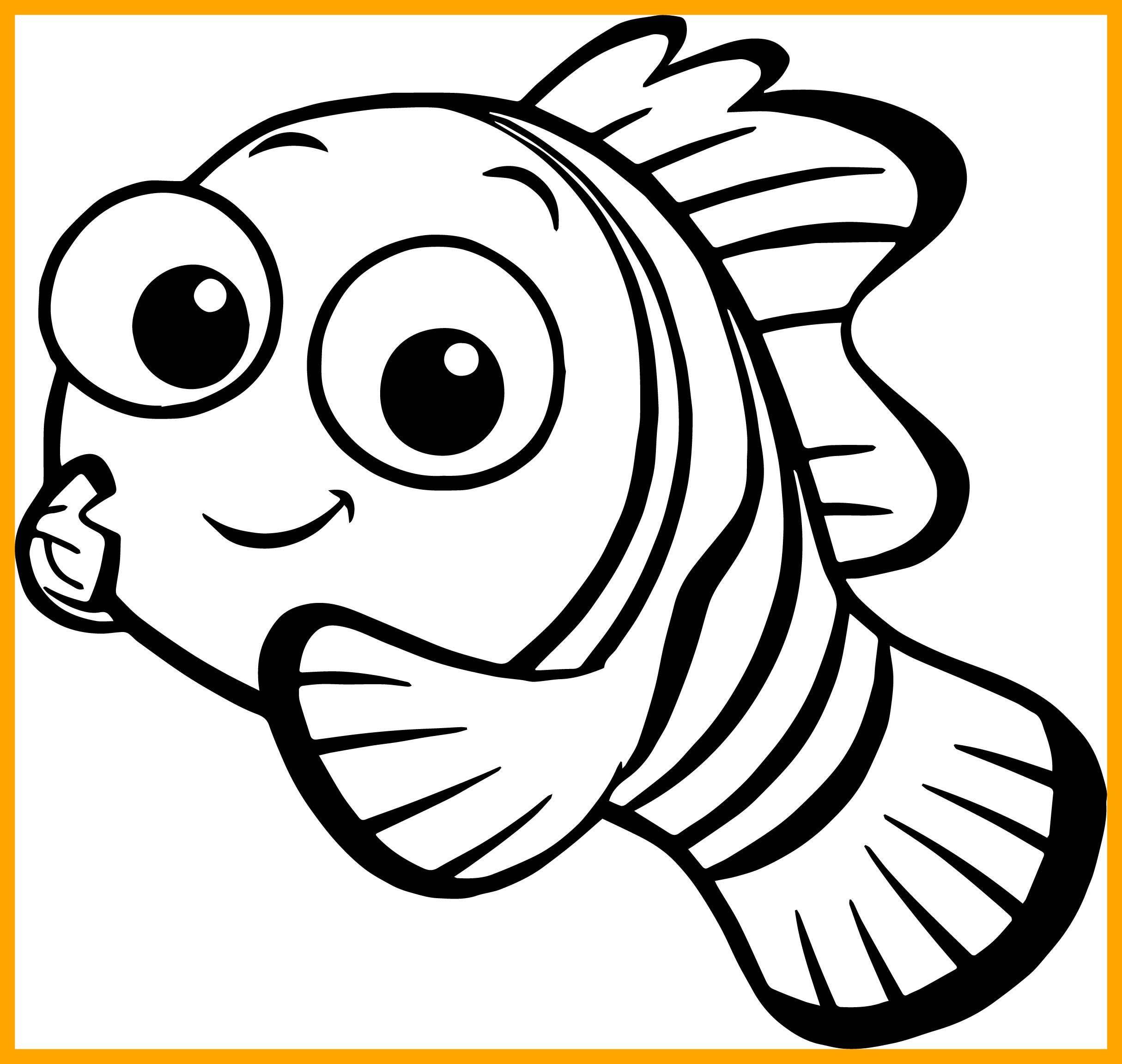 Nemo Coloring Page Google Zoeken Vissen Tekenen Disney Tekenen Vissen