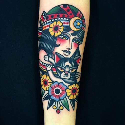 Tattoos, Small Tats