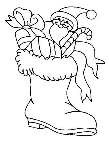 Santa stocking | Joyce | Flickr