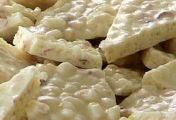 Easy Shavuot Recipes for Busy Cooks: White Chocolate Lemon Bark for Shavuot