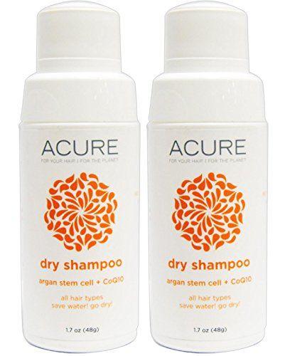 Acure Organics Argan Stem Cell And CoQ10 Dry Shampoo