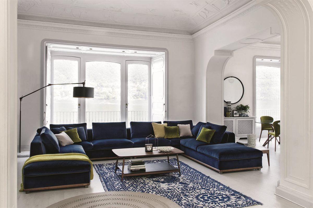 porada | lartdevivre - arredamento online | divani e poltrone ... - Arredamento Design Living