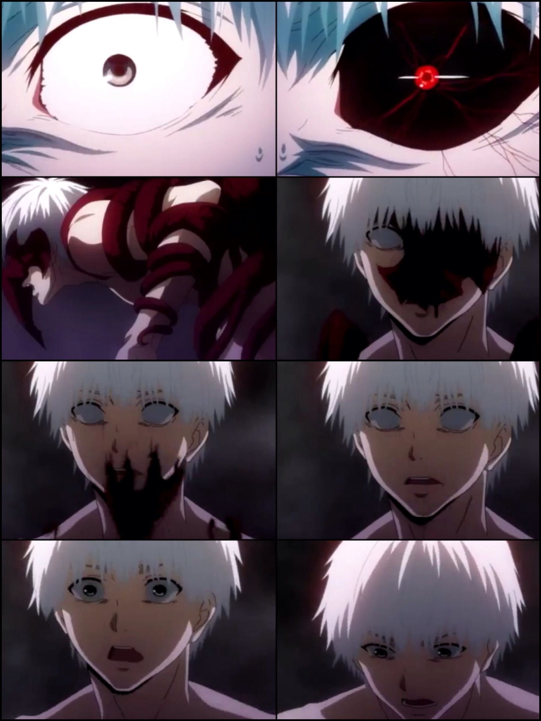 Tokyo Ghoul √A - episode 7