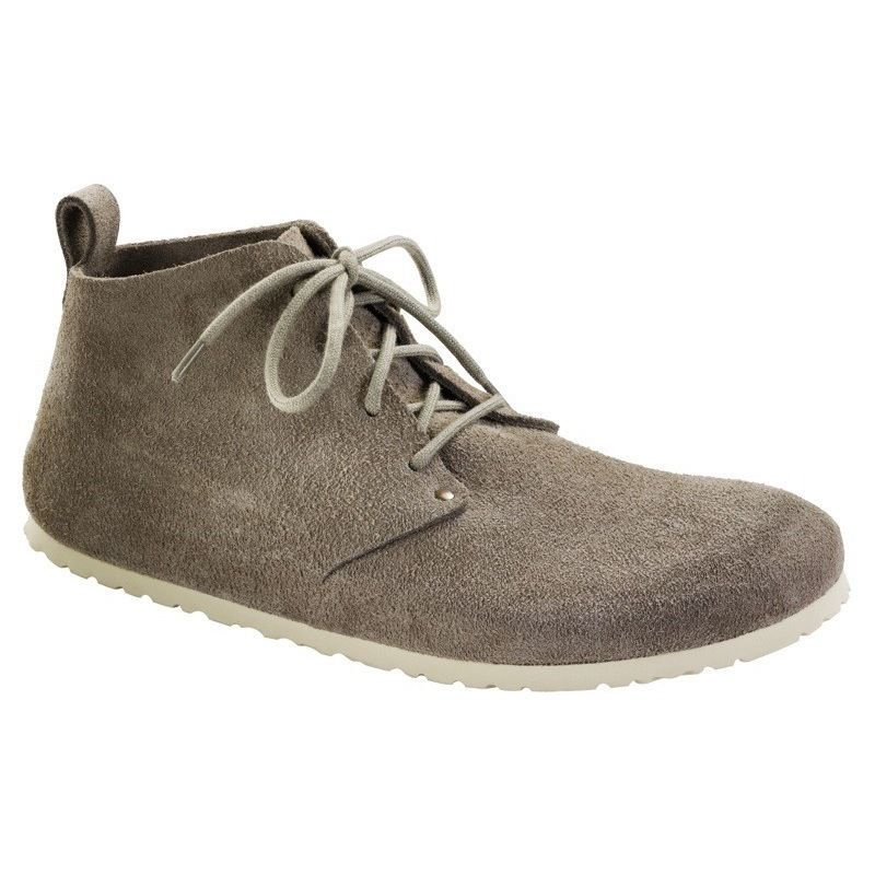 Birkenstock Dundee Shoes - Color Taupe - Suede  34032feace5