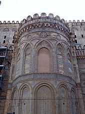 Cattedrale di Palermo - Abside
