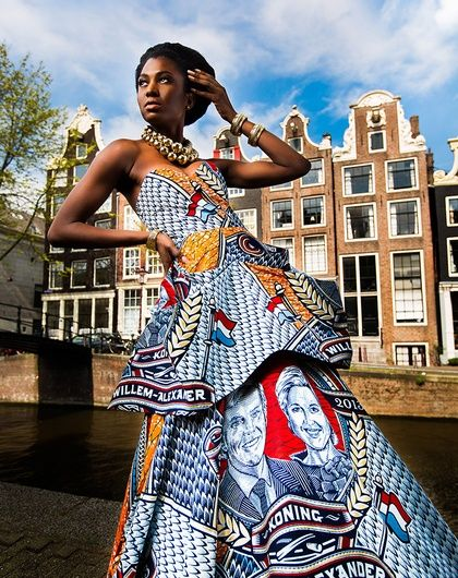 Vlisco honors His Majesty King Willem-Alexander of the Netherlands with commemorative fabric. His Majesty King Willem-Alexander, who is married to ...