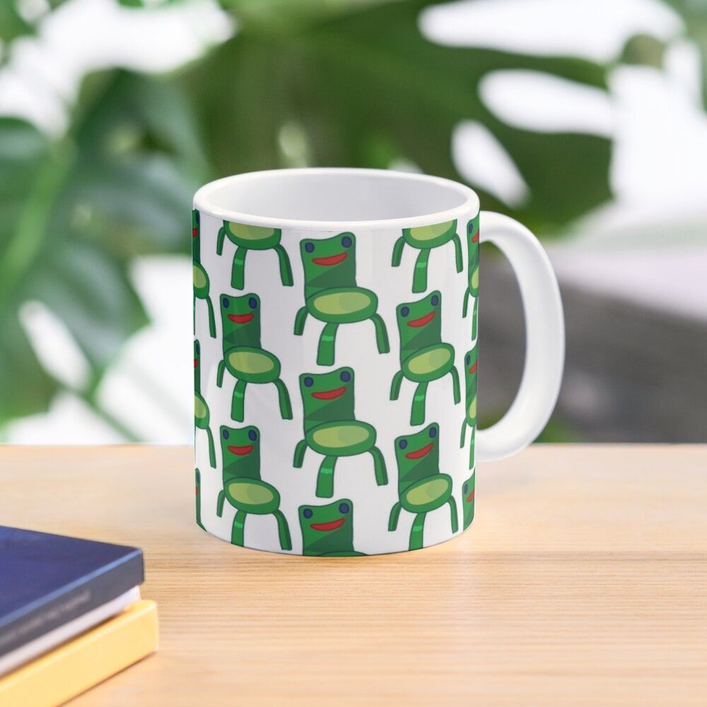 Animal Crossing Froggy Chair Mug In 2020 Animal Crossing Mugs
