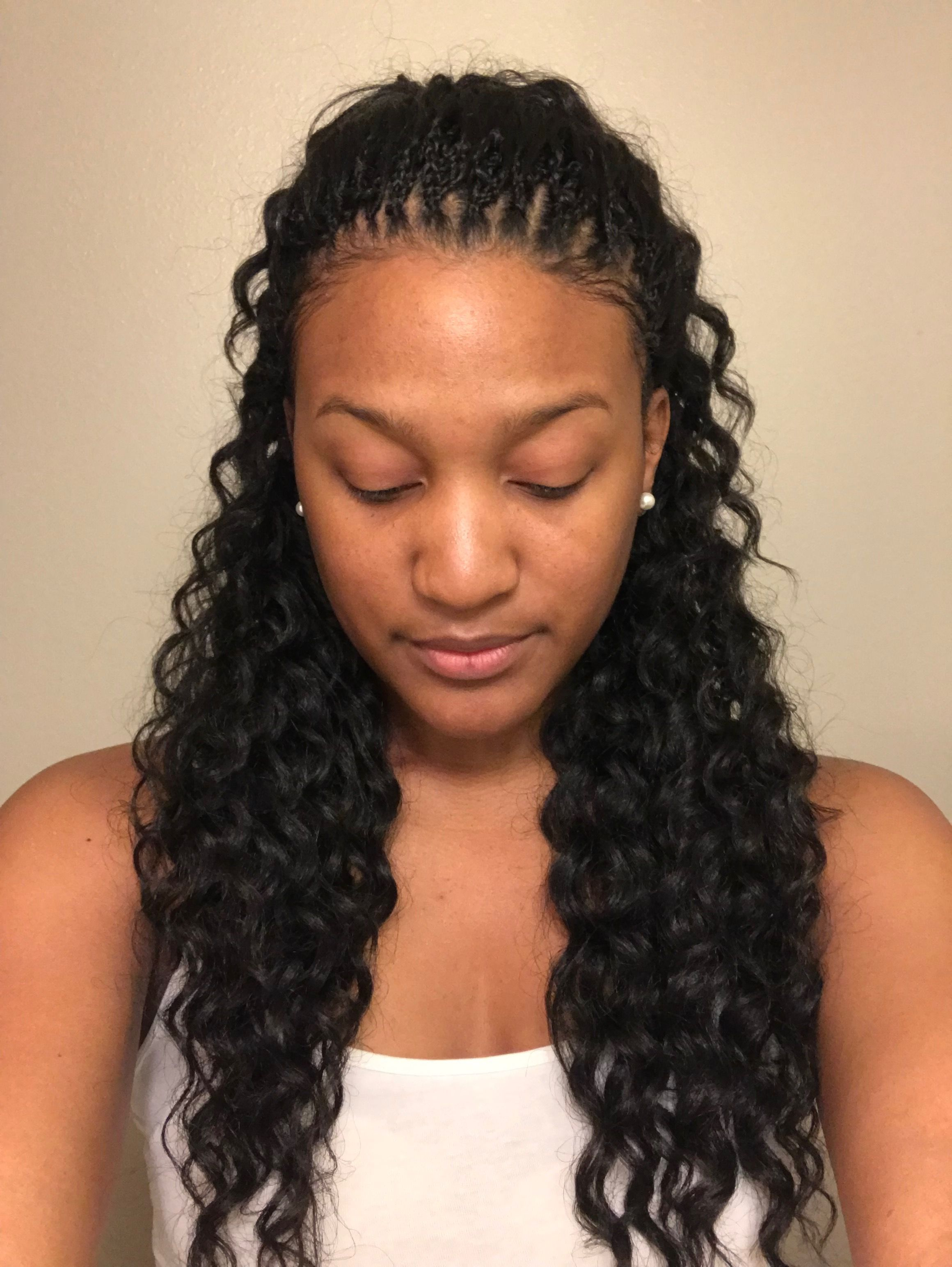 Crochet Braids With Freetress Natural Twist Braid Hair 22