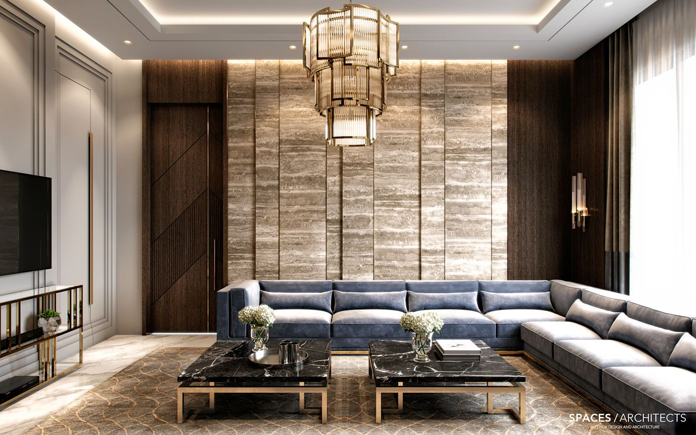 In Luxury Interior Design It Is All About Creating An Ambience
