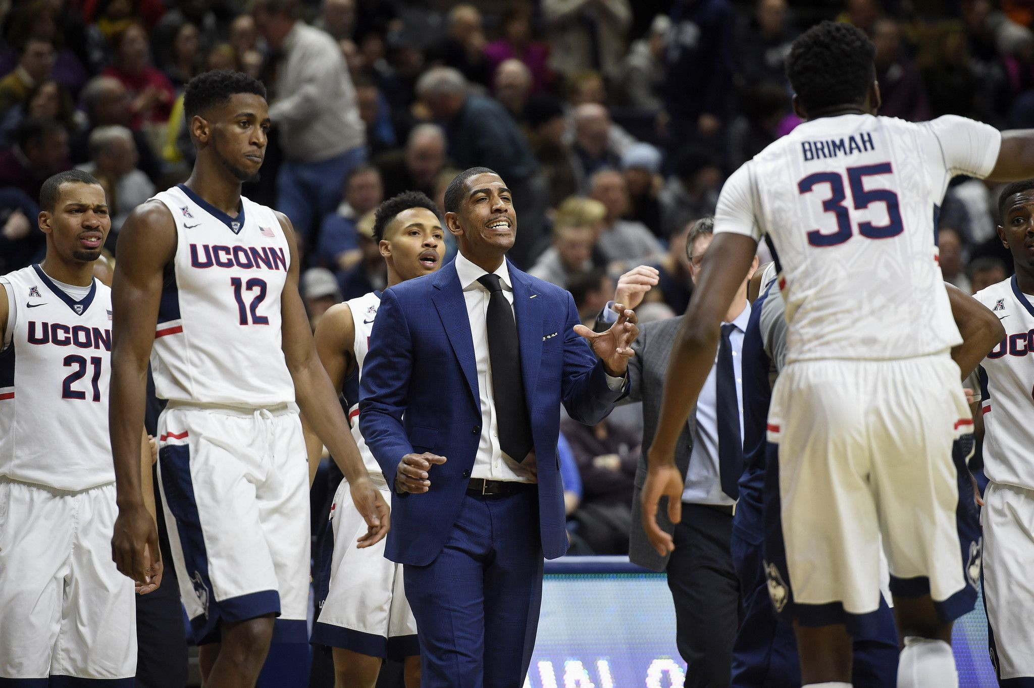 STORRS The word for UConn 's win over Tulsa on Saturday