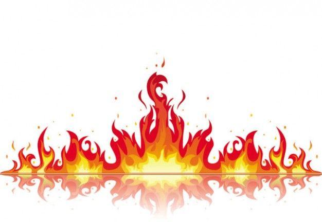flames flame clip art vector flame graphics image 4 clipartix rh pinterest co uk clip art flames fire purple flames clip art