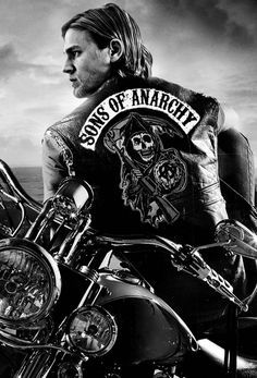 Sons Of Anarchy Wallpaper : anarchy, wallpaper, Bandit, Blanc,, Anarchy,, Teller