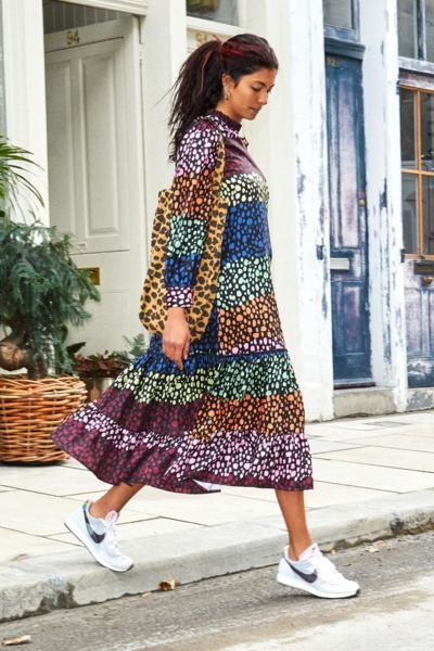 Multi Print Modest Dress Never Fully Dressed Modest Dresses Modest Maxi Dress Dresses