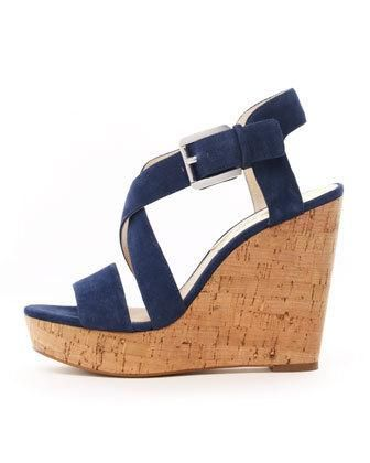 Michael Kors #shoes #wedge #sandals 30% OFF!