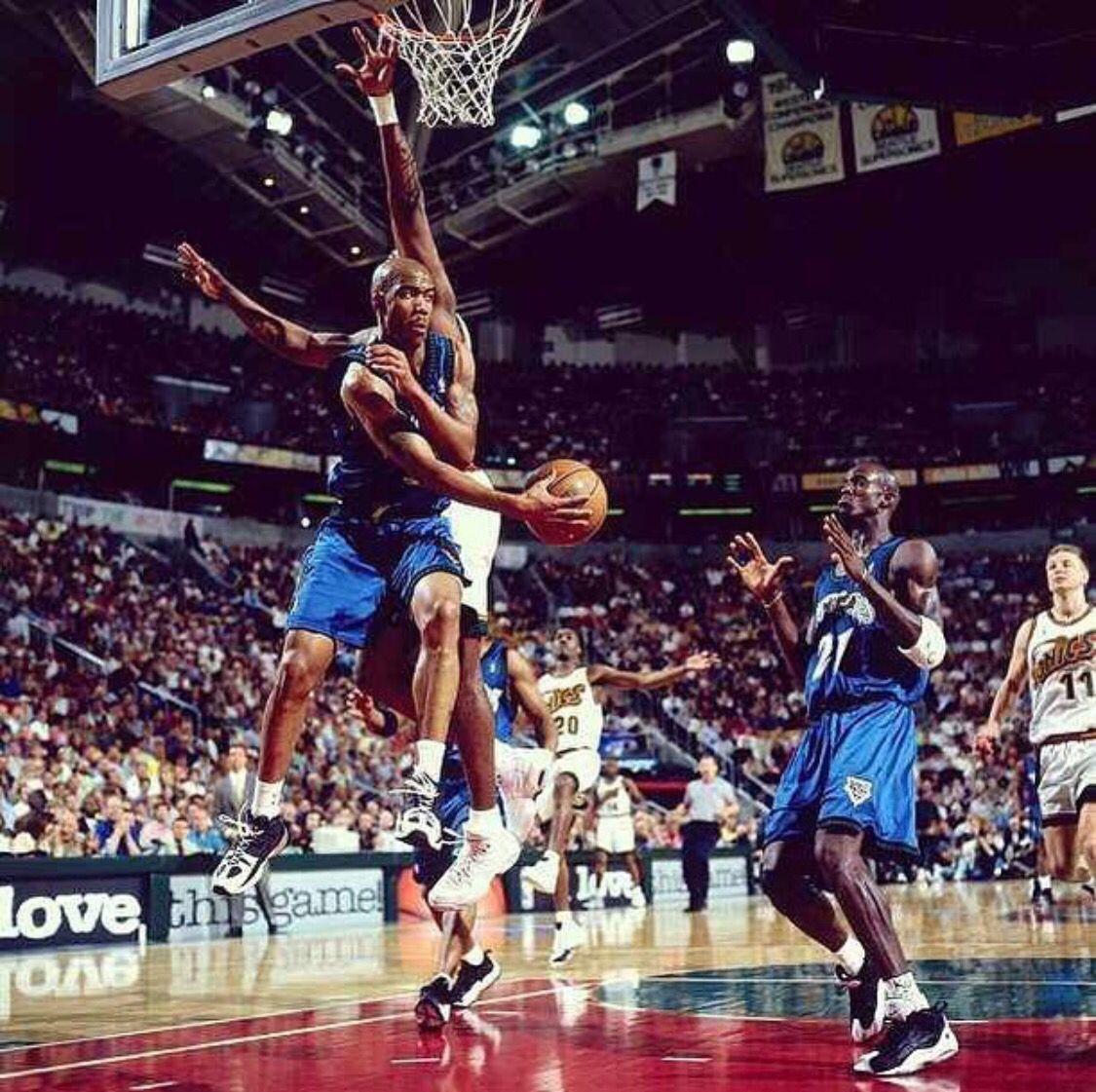 Steph & KG   Nba pictures, Kevin garnett, Basketball is life