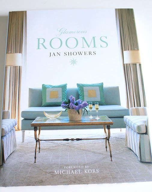 rooms coffee table book