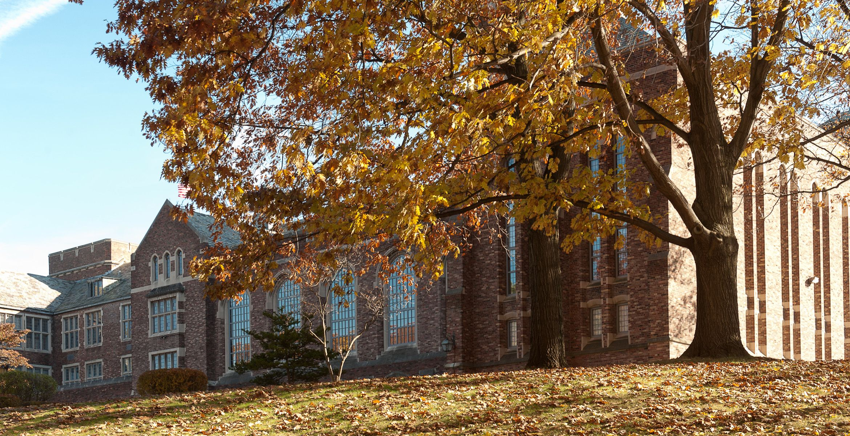 Exterior View Of Colgate Rochester Crozer Divinity School New York By Brandon