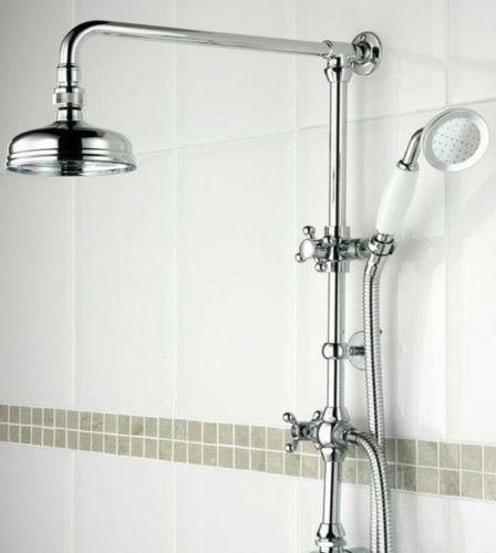 Elegant Shower Head Riser