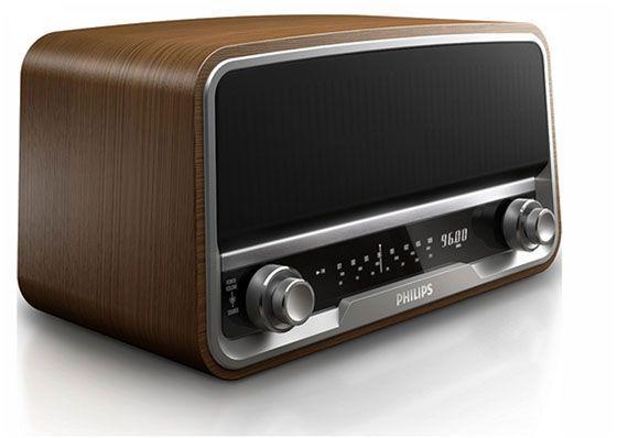 Design Philips Design Radio, Vintage radio
