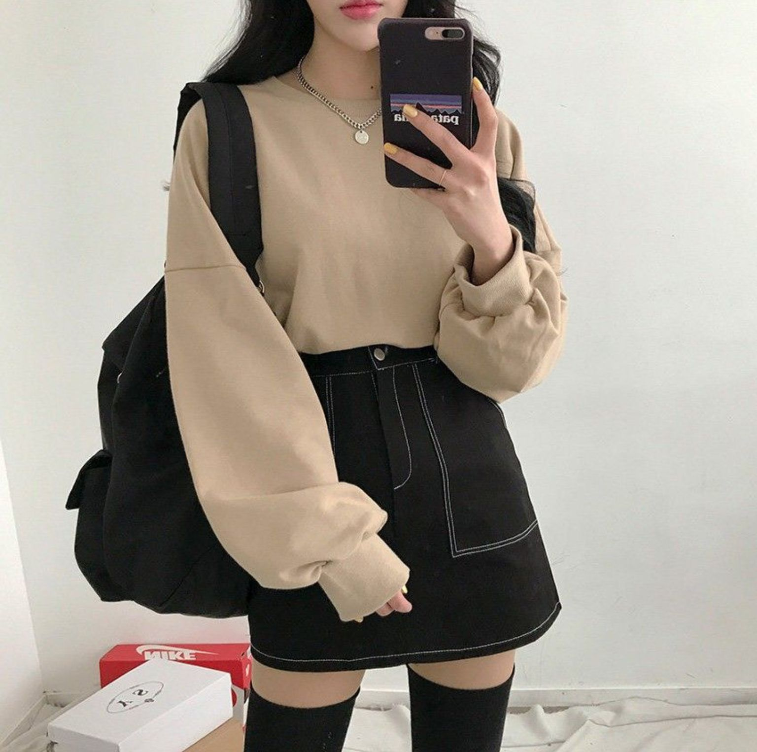 r o s i e  Kawaii fashion outfits, Cute korean fashion, Korean