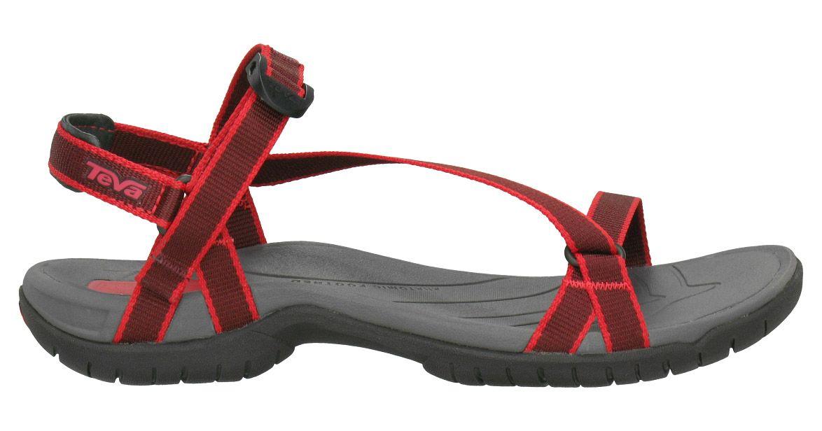 Teva® Zirra for Women | Adjustable Outdoor Sandals at Teva.com // good for EM?