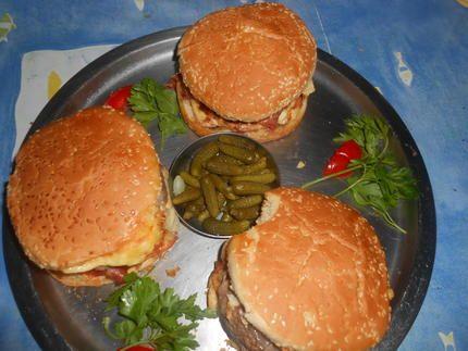 Hamburger+façon+raclette