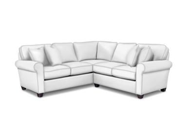 Shop for Bassett L-Shaped Sectional, 3993-LSECTFC, and other Living Room Sectionals at Whitley Furniture Galleries in Raleigh, North Carolina.